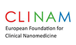 banner of the CLINAM: European Foundation for Clinical Nanomedicine