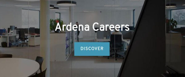 Launch new Ardena career page featured image